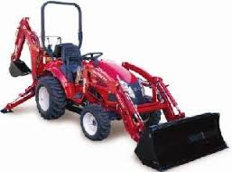 TYM Compact tractor T293 HST hydrostaat